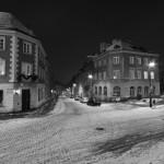 February 2007 Warsaw by night, Poland