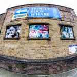 September 2013 Trinity Buoy Wharf, London, UK