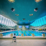 May 2015, London Aquatic Centre, Queen Elizabeth Olympic Park, London, UK
