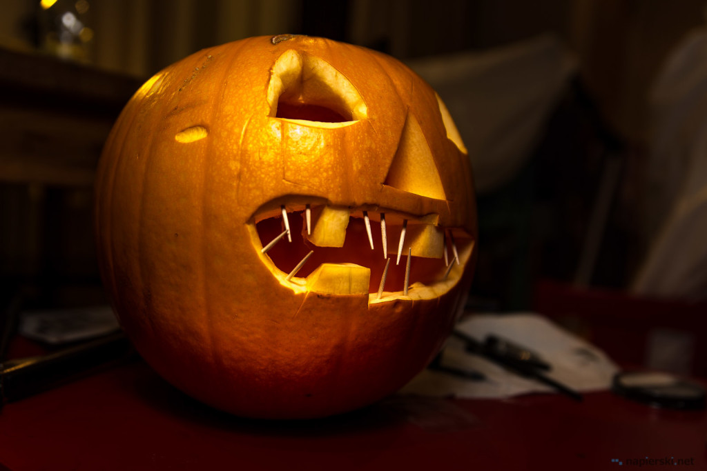 October 2015, Halloween, London, UK