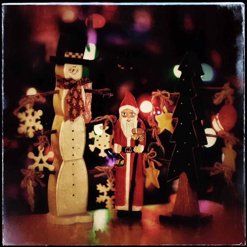 December 2015, Christmas, Warsaw, Poland