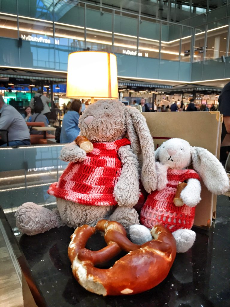 April 2017, Munich Airport, Germany