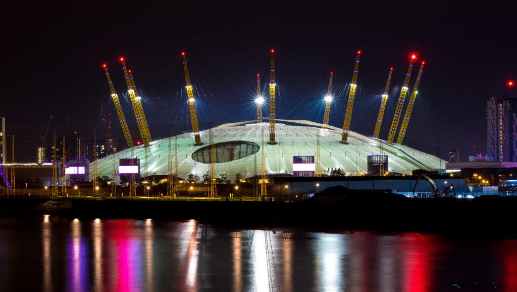 October 2017, O2 Arena, London, UK